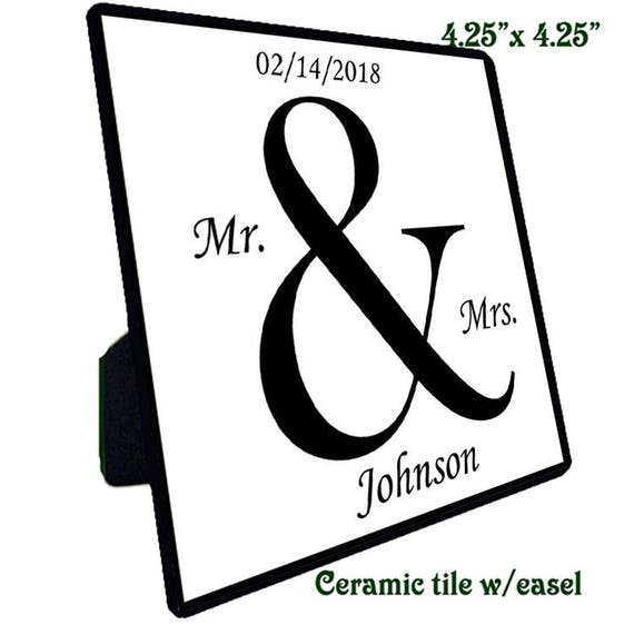 Quotations - Ceramic Tile - Mr. Mrs.