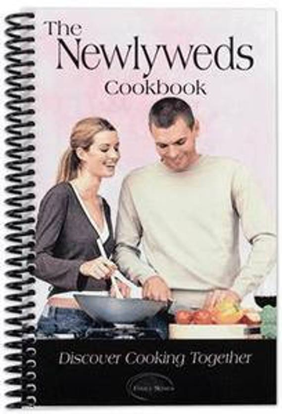 Cookbook - The Newlyweds Cookbook  6223
