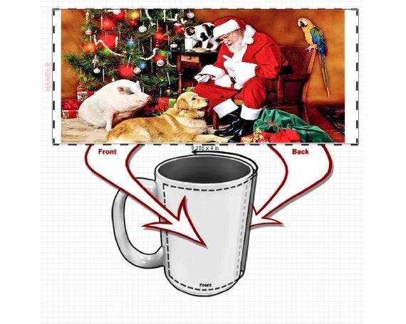 Coffee Mug - Ceramic - 15oz