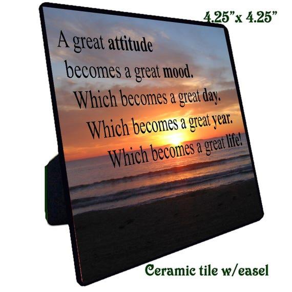 Quotations - Ceramic Tile -  Attitude