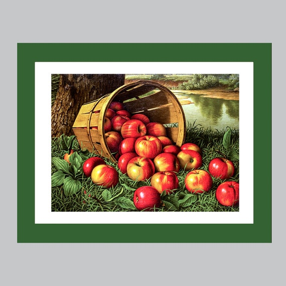 Aluminum Photo Panels - 10 Gorgeous Autumn Pictures - Birch Trees - Apples - Grapes - Pumpkins - Forests - Fall on the Lake