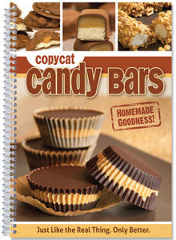 Cookbook - Copycat Candy Bars 7079