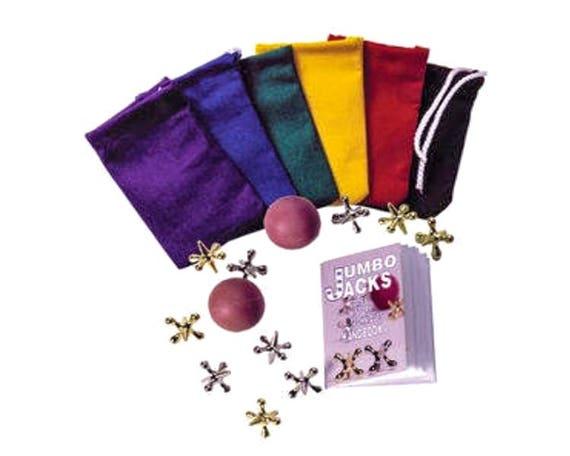 Classic Toy - Jumbo Jacks