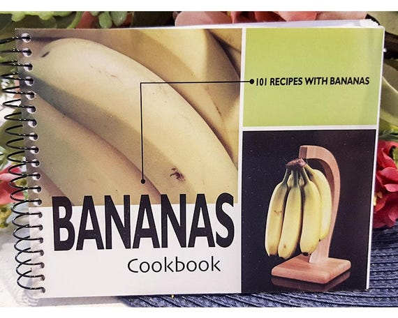 Cookbook - Bananas cook book 3711