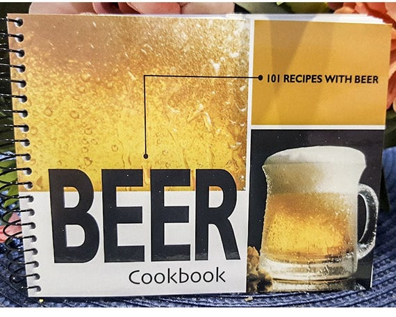 Cookbook - Beer cook book 3716