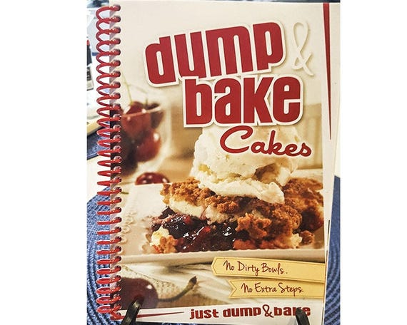 Cookbook - Dump & Bake Cakes  7078