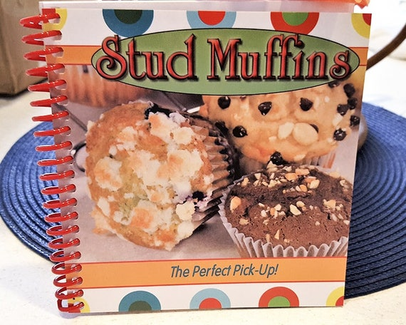 Cookbook - Stud Muffins cook book 7034
