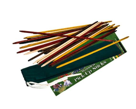 Classic Toy - Wood Pickup Sticks