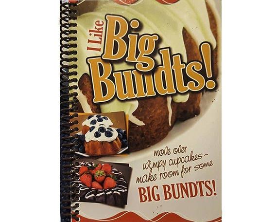 Cookbook - I Like Big Bundts!  7066