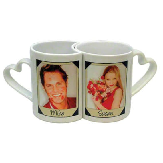 Coffee Luv Mugs - Ceramic