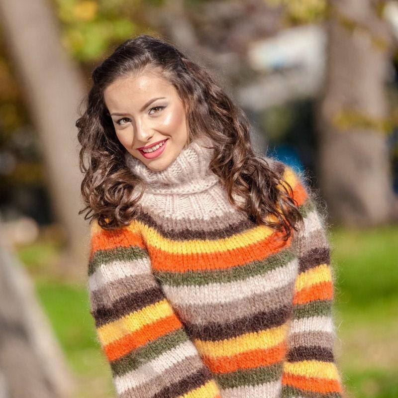 a9ec6b33416 Striped Sweater