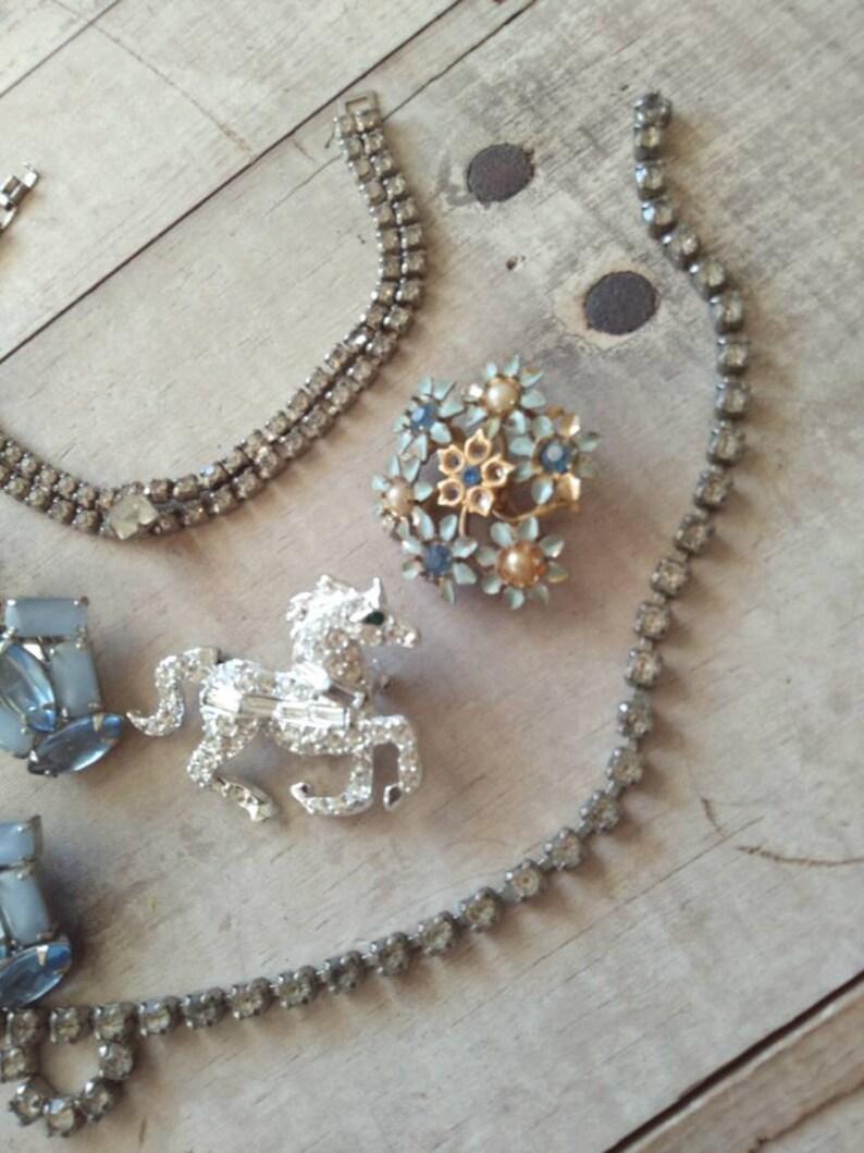 Mixed Lot Mid Century Modern Jewelry Destash FREE Shipping.