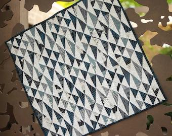Fierce Protean Miniature Quilt Pattern