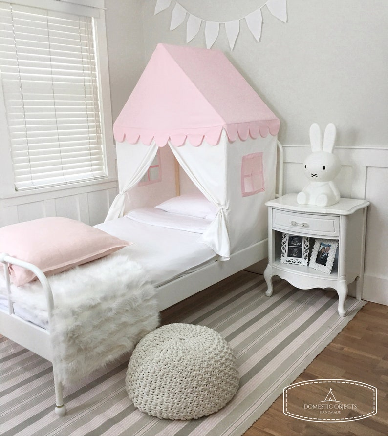 The Sweet Dreams Play House Bed Canopy  Twin image 0