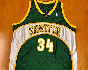 new style 54310 bd22b Ray allen jersey | Etsy