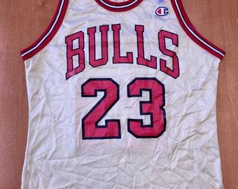 Vintage 1998 Michael Jordan Chicago Bulls Champion Gold Jersey Size 40 nba  finals hat shirt scottie pippen authentic air jumpman 45 da6d6794e