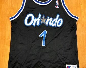 Vintage 1993 - 1997 Penny Hardaway Orlando Magic Champion Jersey Size 44  shaquille o neal darrell armstrong shirt suns memphis tigers nba c66934314