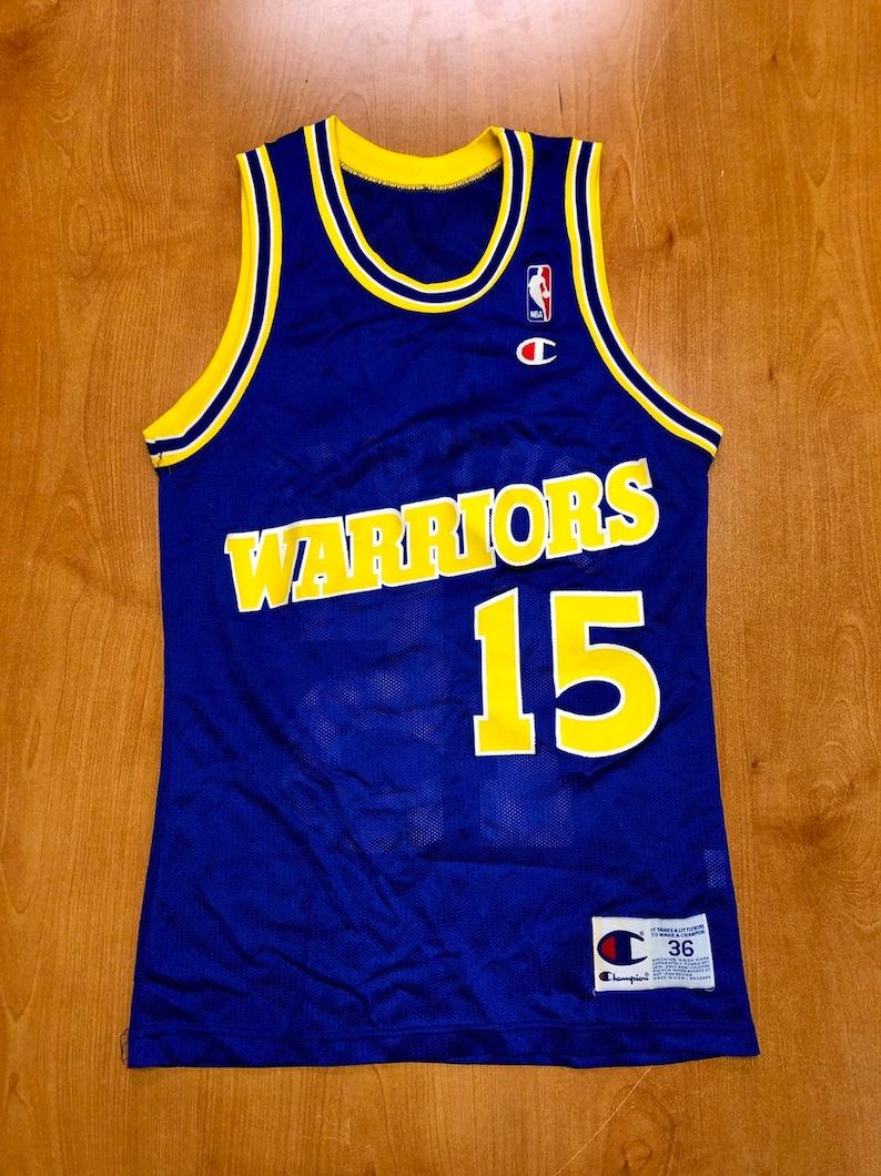 3fafc6032b6 Vintage 1992 1994 Latrell Sprewell Golden State Warriors | Etsy