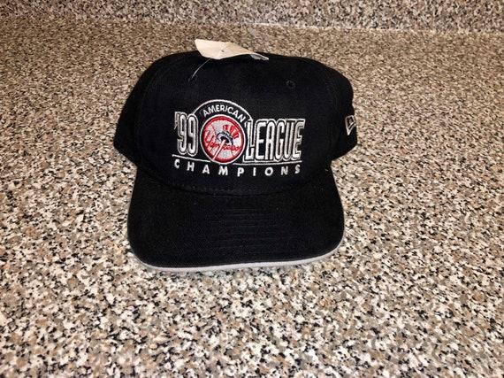Vintage 1999 Yankees World Series Hat snapback jersey joe  c4700a2e540