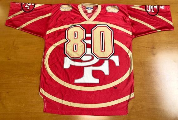 4ceb5473f Vintage 1996 Jerry Rice San Francisco 49ers Niners Starter