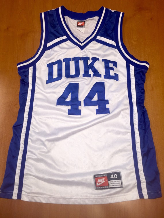 Vintage 1992 1995 Cherokee Parks Duke Blue Devils Authentic  b7b39a8b4