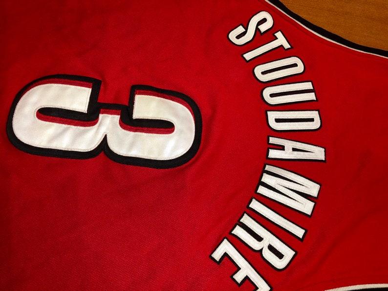 81a30827771 Vintage 1998 Damon Stoudamire Portland Trailblazers Nike