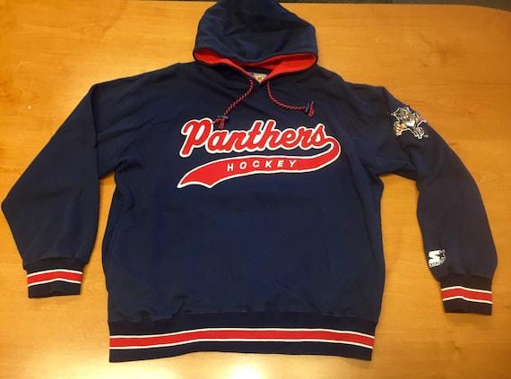 Vintage 90s Florida Panthers Starter Script Sweatshirt  50827e314