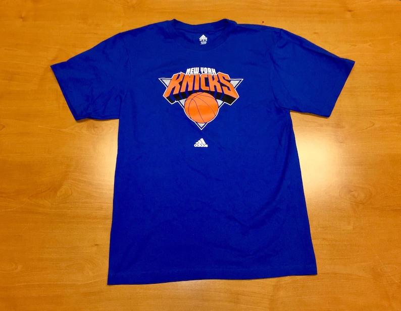 13a2ddf2f41 Vintage New York Knicks T-Shirt tee jersey mark jackson xavier | Etsy