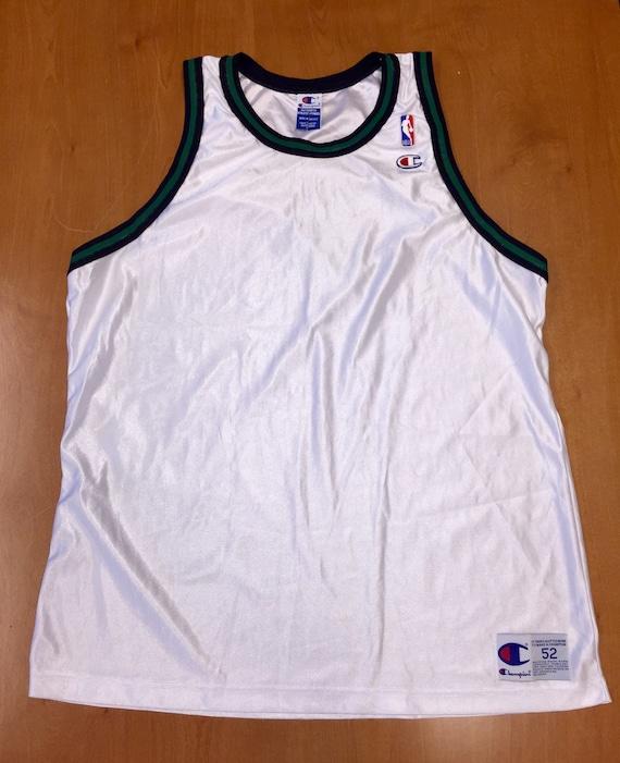 34e7209ff Vintage 90s Minnesota Timberwolves Blank Champion Jersey