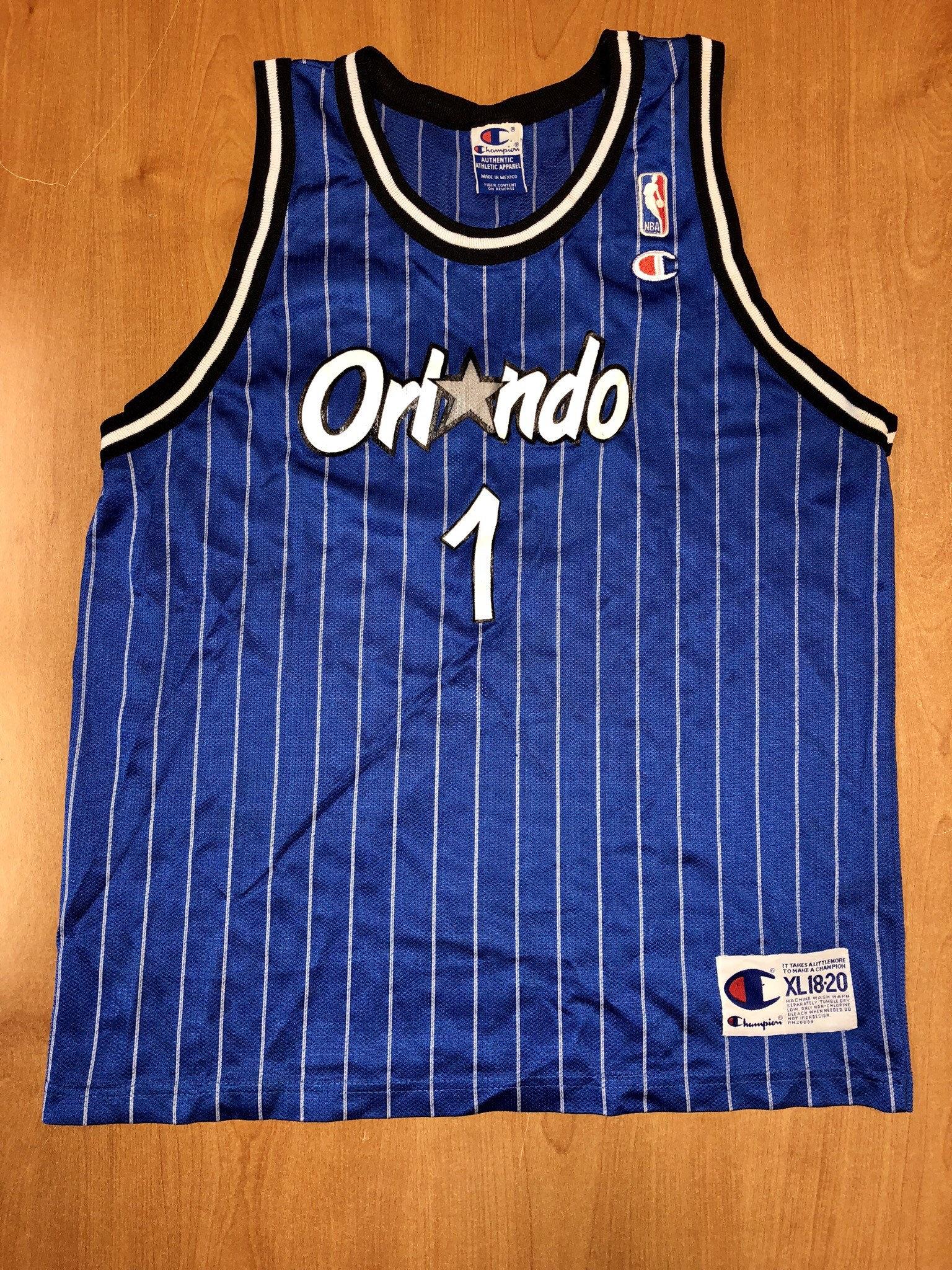 Vintage 1998 Penny Hardaway Orlando Magic Champion Jersey Size  4e375fe02
