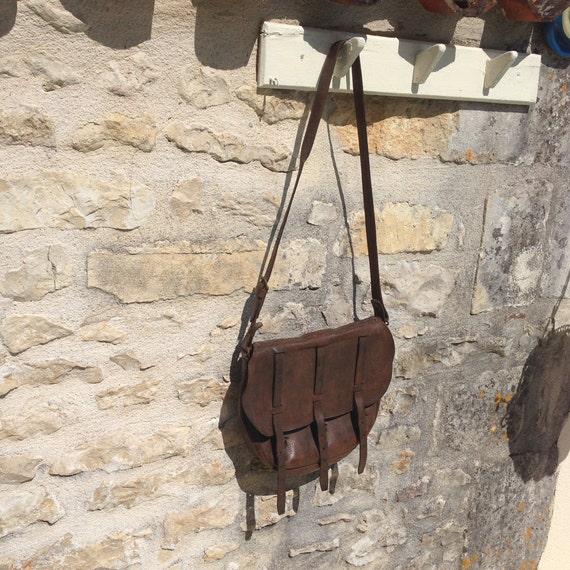 WW1 us army saddle bag