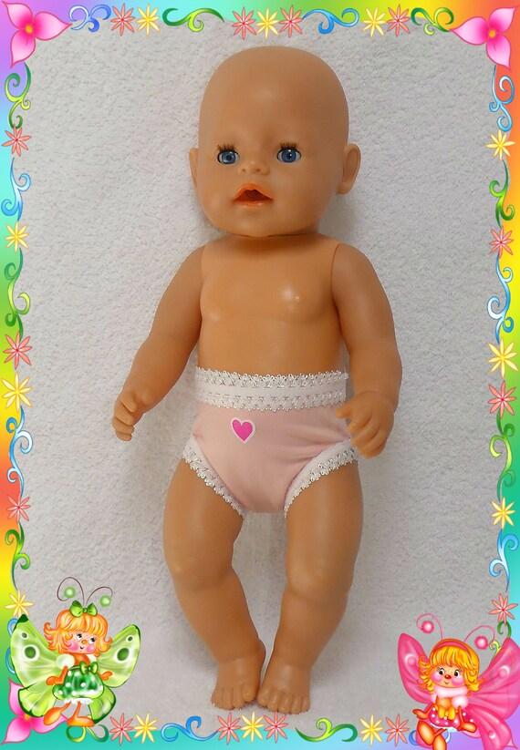 Puppenkleidung 43 cm für Baby Born Puppe