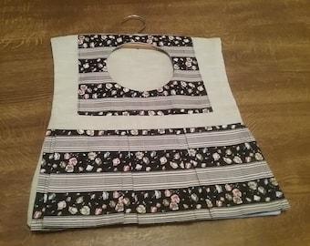 Handmade 1970s Peg Bag