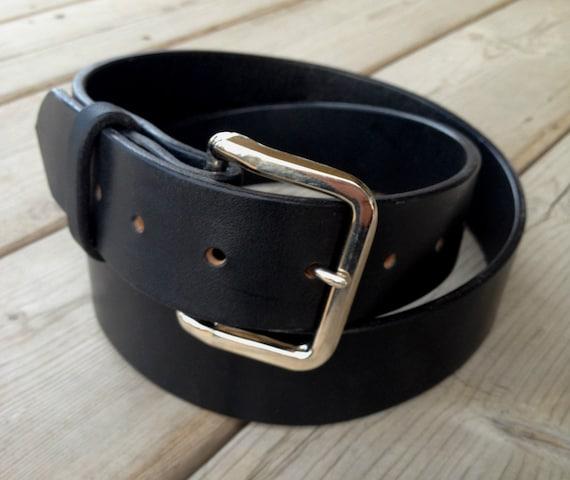 Tough Leather Belt, Thick belt, long lasting belt, High Quality Leather belt, Full grain leather belt, simple leather belt