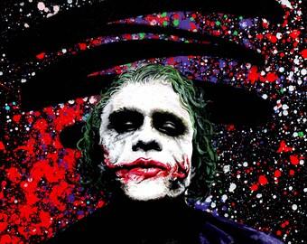 b35f4e9f2 The Joker ( Heath Ledger