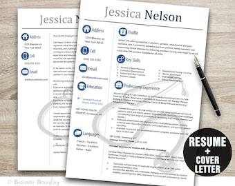 nurse resume template word