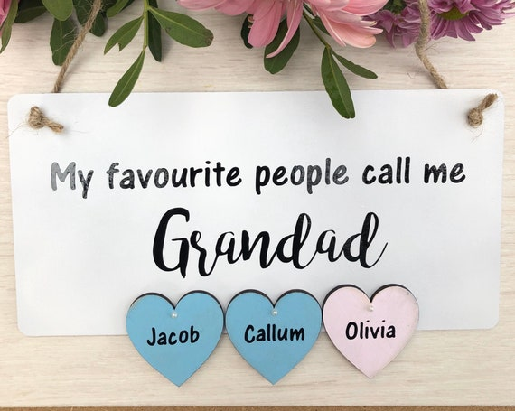 My Favourite people call me...