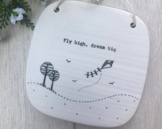 fly high, dream big