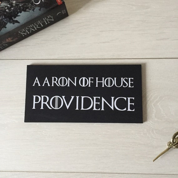 GOT House of  stark personalised sign, valentines gift for him, game of thrones fan gift, got sign for her, game of thrones wedding