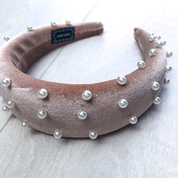 The pearl headband