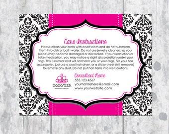 Paparazzi Jewelry Care Instructions
