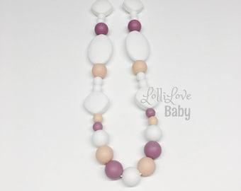 Chewbead/ Chewbead Necklaces/ Teething/ Teething Necklace/ Baby Necklace/ Sensory/ Sensory Play/ Breastfeeding/ Shower Gift