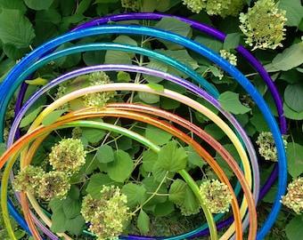 Beginner hoop package bundle deal pe, hdpe, polypro, set of three hoops