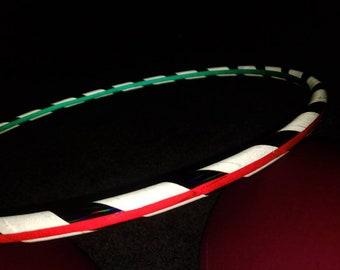 B-tle juice inspired reflective hoop, sand worm