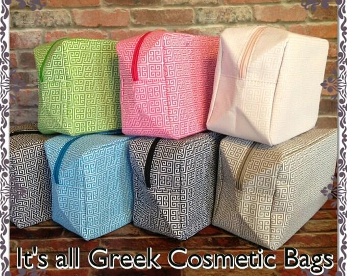 Greek Cosmetic Bags