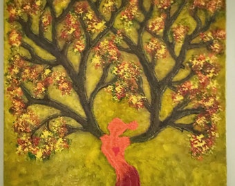 Tree of Life - A Woman's Strength