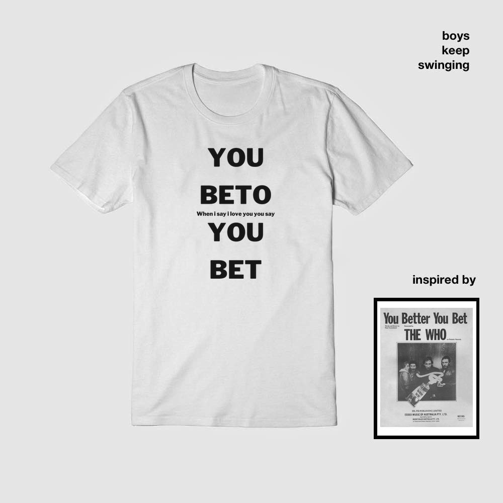 Beto The Who Inspired Rock T Shirt Etsy