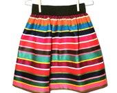Tsachilas Skirt - Multicolor
