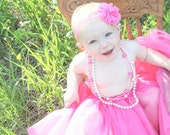 Pink tutu- tulle skirt- very full- dance tutu- dress up-any size 2t 3t 4t 5/6 7/8 9/10