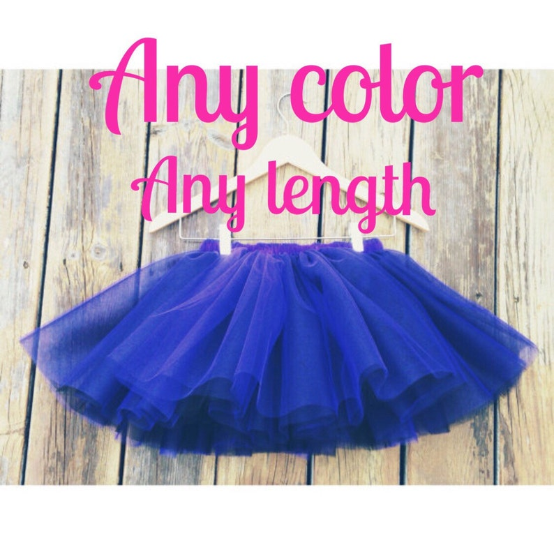 e083748ac2 Custom Order Adult Tutu tulle skirt costume royal blue | Etsy